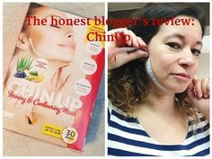 The honest blogger's review of ChinUp, a product which promises to remove fat from your double chin!