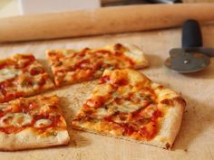 Chef John's Food Wishes Video Recipes: No-Knead Pizza Dough (The Remix)