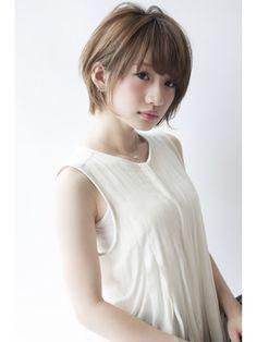 ヘアー パヒューム(hair PERFUME) 【Perfume八柱】360度どこから見てもフォルムの綺麗なショート☆