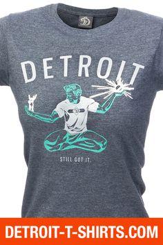Detroit T-shirts. In Love with Detroit T-Shirt line by Big D L.L.C. - Spirit of Detroit T-Shirt   Detroit T-shirts, $19.95 (http://www.detroit-t-shirts.com/spirit-of-detroit-t-shirt-detroit-t-shirts/)
