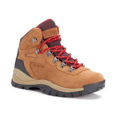 Columbia Newton Ridge Plus Women's Waterproof Hiking Boots, Size: 10.5, Beige Oth