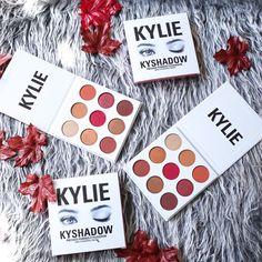 KYLIE COSMETICS (@kyliecosmetics) | Twitter The Burgundy Kyshadow Palette