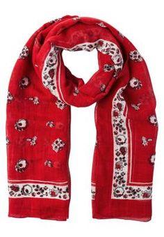 Gap Bufanda Hot Red La Elegancia Es La única Belleza Los looks pueden cambiar de forma significativa con pequeños toques o pinceladas de colores y los pañuelos de mujer son el accesorio perfecto para conseguir mucho con muy poco.