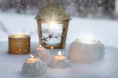 Revamp Your Outdoor Lighting This Winter - Image By Jill111