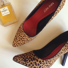 Cheetah Love Heels Brand new w/ box. Purchased from Macy's. Make me a reasonable offer!  Nine West Shoes Heels