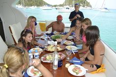 Accommodating up to eight guests, you can take to the seas with or friends for a unique sailing experience. Sailing Trips, Luxury Yachts, Greek Islands, Seas, In This Moment, Friends, Unique, Greek Isles, Amigos