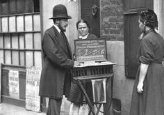 A crippled street doctor selling medicines, peppermints, herbal pills and lozenges (Photo by John Thomson/Getty Images)