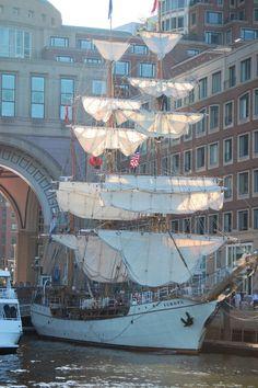 Sail Boston - Europa