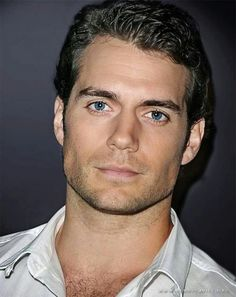 Henry Cavill ❤ In case anyone is wondering, this is my future husband ❤