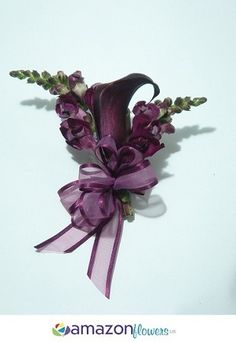 $13  Flower Corsage, Wrist Corsages, Prom Corsage, Order Corsages, Dress Corsage, Wedding Flowers | Amazonflowers.us