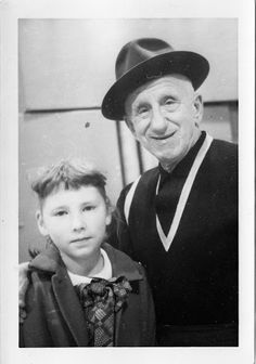 Jimmy Durante and me