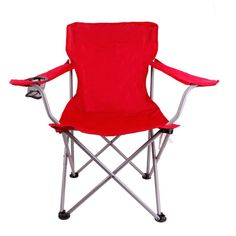 Camping Chair - Red