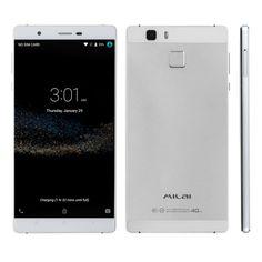 [USD90.00] [EUR83.36] [GBP64.36] Milai M6 Plus Smartphone 16GB