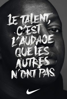 Campagne d'affichage - Nike