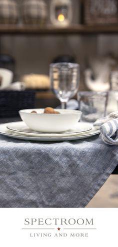 Verleih deinem Zuhause etwas sommerliches Flair mit den passenden Servietten und Tischsets von Spectroom!