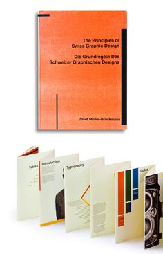 The Principles of Swiss Graphic Design