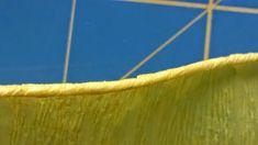 Rękodzieło na co dzień: Spiralki z bibuły do palmy wielkanocnej