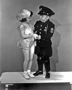 1933 ... Spanky and Darla! by x-ray delta one, via Flickr