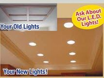 The Kim Six Fix - changing  lights
