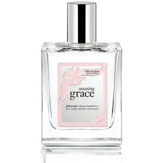 Philosophy Amazing Grace 20th Anniversary  Eau de Toilette-2 oz. (1,685 THB) ❤ liked on Polyvore featuring beauty products, fragrance, perfume, makeup, beauty, fillers, no color, flower fragrance, philosophy fragrance and blossom perfume