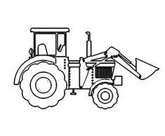 einzigartig malvorlage traktor #malvorlagen #