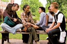 When in a social group, intense personalities can sometimes cause issues amongst the group and along with rising issues comes the possibility of self-harm as an escape.