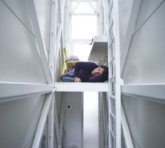 The World's Slimmiest House: The Keret House