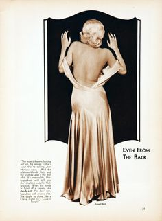 Jean Harlow in one of her signature bias cut dresses, Old Hollywood Movies, Old Hollywood Glamour, Vintage Hollywood, Classic Hollywood, Hollywood Actresses, Lana Turner, Marilyn Monroe, Madonna, Beautiful Figure