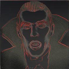 Dracula | Andy Warhol, Dracula (1981)