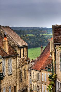 Vezelay, France