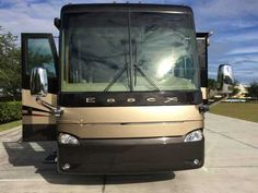 """2006 Used Newmar Essex 4502 Class A in Florida FL.Recreational Vehicle, rv, 2006 Newmar Essex 4502, This 38,000 mi Coach is in """"Better than New"""" Condition! The Owner has Meticulously cared for this Motorhome and """"Pride of Ownership"""" is Displayed thru-out! Features include 500 H.P. Cummins, K-2 Spartan Chassis, 12.5 Onan Gen, 3 Roof A/C Units, All Electric Coach with Dishwasher, Residential Refrig, Designer Tiled Floors, All NEW Carpet in Bedroom and under Slides, """"New Villa Elect Booth…"""