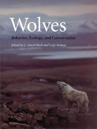 L. David Meech has done more research on wolves than almost anyone I think, and his work presents their societies and traits in a readable, enjoyable way  -from goodreads.com