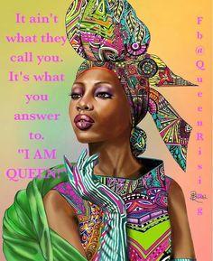 Quality mature ebony queen