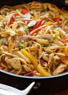 Cajun Chicken Pasta on the Lighter Side | No. 2 of Top 10 Most Popular Weight Watcher Recipes
