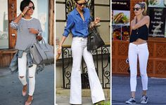 DENIM DONE WHITE | Swiish - Fashion, Beauty, & Lifestyle.