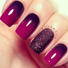 Very cool Nails! Creative and sexy. Will go with any outfit! #Nails #Beauty…