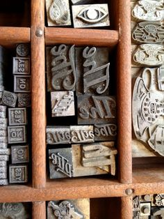 Letterpress workshop and shots I captured from around the shop. #letterpress #woodtype