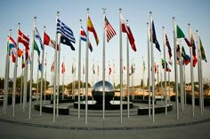 The George L. Argyros '59 Global Citizens Plaza