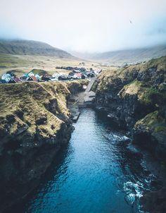 Gjogv, Faroe Islands