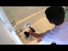 How to Clean Your Bathtub the Manly Way | The Manly Housekeeper