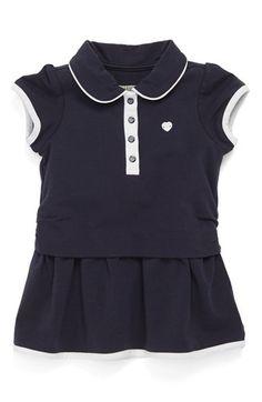 Armani Junior Polo Dress (Baby Girls)