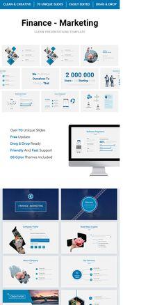 "Check out my @Behance project: ""Finance - Marketing PowerPoint Template 2018"" https://www.behance.net/gallery/60615975/Finance-Marketing-PowerPoint-Template-2018"
