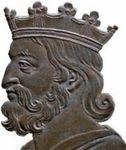 Kung Dagobert Magnus der Franks, I (född von Ostfranken)