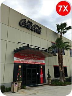 Coca-Cola Refreshments Bakersfield Distribution