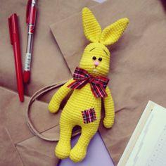 Sunny Bunny amigurumi pattern by Nelly Handmade