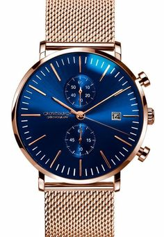 A Collection of the best Men's Chronograph Watches. All watches comes in a luxury Gloss Presentation Box. Free Worldwide Shipping.