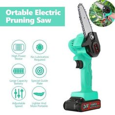 Rechargeable MINI Lithium Chainsaw -【70% OFF CYBER WEEK SALE】 – Your Fancy Deals Cordless Electric Chainsaw, Mini Chainsaw, Cool Gadgets To Buy, Hand Saw, Wood Cutting, Cool Tools, Handy Tools, Garden Tools, Cool Things To Buy