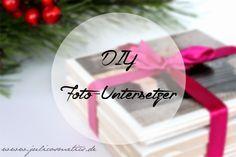 JuliCosmetics: DIY Foto-Untersetzer