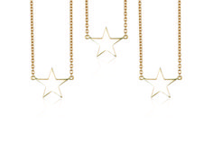 Milky Way necklace! Although sometimes you can't see them, they always shine over us...