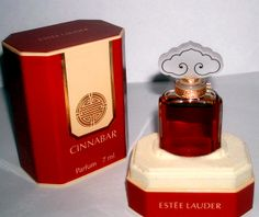 Cinnabar by Estee Lauder, introduced in 1978.